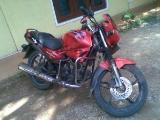 2007 Hero Honda Glamour  Motorcycle For Sale.
