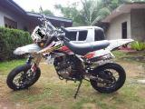 2004 Kawasaki D Tracker  Motorcycle For Sale.