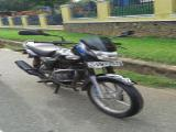 2010 Bajaj Platina 100 CC Motorcycle For Sale.