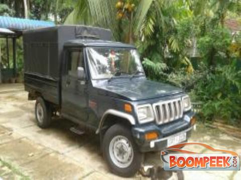 Mahindra Bolero Maxi Truck Cab Pickup Truck For Sale In