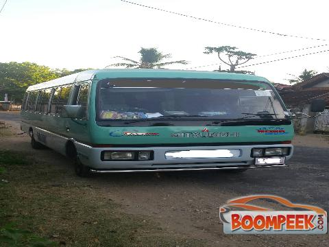Mitsubishi Babyrosa   Bus For Sale