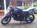 2013 Yamaha FZ16  Motorcycle For Sale.