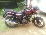 2014 Bajaj Discover 125 DTS-i Motorcycle For Sale.