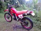 1999 Honda -  XLR 125 R  Motorcycle For Sale.