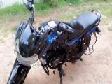 2013 Bajaj Discover 125 DTS-i Motorcycle For Sale.
