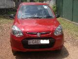2014 Suzuki Alto  Car For Sale.