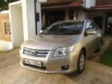 2008 Toyota Axio Limited Car For Sale.