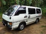 1987 Toyota HiAce Shell Van For Sale.