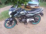 2010 Bajaj XCD 135 DTS-i Motorcycle For Sale.