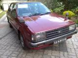 1985 Nissan Sunny HB11 Car For Sale.