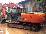 2002 HITACHI LANDY EX200-5 Constructional Vehicle For Sale.