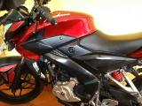 2013 Bajaj Pulsar 200NS Motorcycle For Sale.