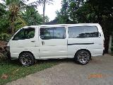 2002 Toyota HiAce LH172 Van For Sale.