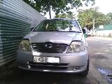 2003 Toyota Corolla 121 Car For Sale.