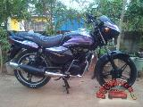 2007 TVS Star Sport N/A Motorcycle For Sale.
