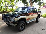 1989 Datsun Double Cab D21 Cab (PickUp truck) For Sale.