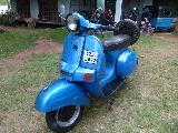 1991 Bajaj Chetak scooter Motorcycle For Sale.