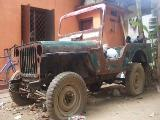 Mitsubishi Jeep Willys Car For Sale