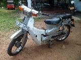 Loncin LX 100-4 Motorcycle For Sale