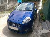 2007 Fiat Grand Punto aa Car For Sale.