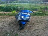 2011 Honda -  Dio dio Motorcycle For Sale.