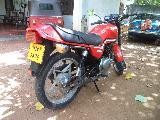 1994 Suzuki GS 125 japan GS125 Motorcycle For Sale.