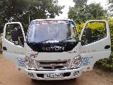 2013 Foton Ollin oline iii Lorry (Truck) For Sale.