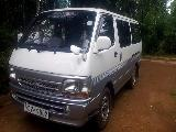 1991 Toyota Dolphin 119 Van For Sale.