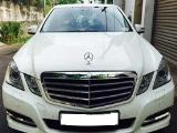 2011 Mercedes-Benz E200 W212 Car For Sale.