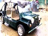 Austin Mini Moke 1100 Car For Sale.