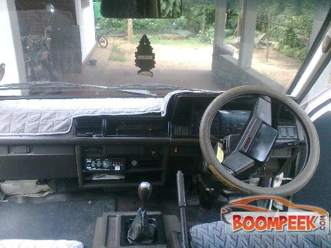 Nissan Vanette C22 Van For Sale In Sri Lanka - Ad ID