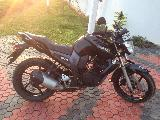 2013 Yamaha FZ16 fz Motorcycle For Sale.