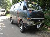 1990 Isuzu Fargo WFR62FV Van For Sale.