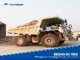 2015 YUTONG Mining dump truck G50 Tipper Truck For Sale.