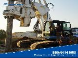 2015 YUTONG Rotary Drilling Rig   Constructional Vehicle For Sale.