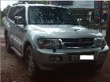 2002 Mitsubishi V6 WP GW xxxx SUV (Jeep) For Sale.