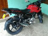 2013 Bajaj Pulsar 135 LS Motorcycle For Sale.