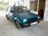1984 Daihatsu Charade G10 Car For Sale.