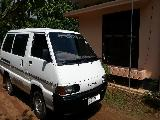 1989 Toyota TownAce  Van For Sale.