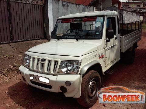 Mahindra Bolero Maxxi Truck Lorry Truck For Sale In Sri