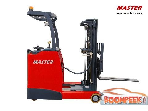 Master Electric Reach Truck FB10-20 ForkLift For Sale