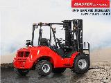 2015 Master Rough Terrain FLT 1.8-5.0T ForkLift For Sale.