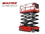 2015 Master Scissor Lift 0.2-0.5T ForkLift For Sale.