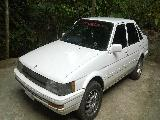 1986 Toyota Sprinter EE80 Car For Sale.