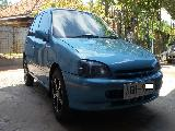 1998 Toyota Starlet EP91 Car For Sale.