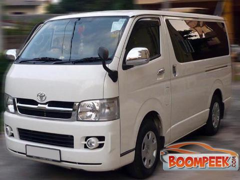 Toyota KDH 200 Original Sup Van For Sale In Sri Lanka - Ad