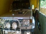 1989 Mitsubishi Pajero  SUV (Jeep) For Sale.