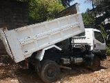 Mitsubishi Fuso Fighter KK-FH21GC Tipper Truck For Sale