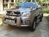 2009 Toyota Hilux Smart can vigo  Cab (PickUp truck) For Sale.