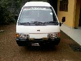 1994 Nissan Vanette C22 Van For Sale.